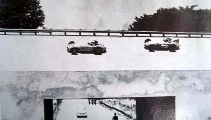 4 Parabolica Sopraelevata Circuito Monza