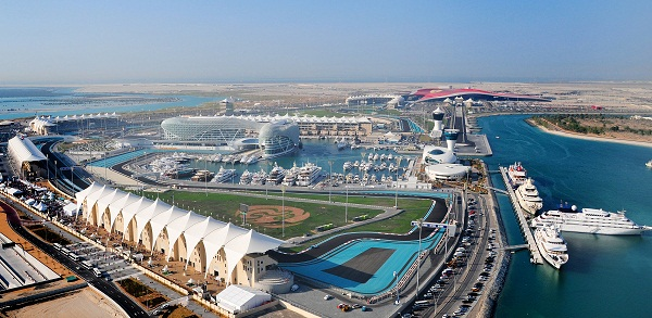 Abu Dhabi 20124 Yas Island Abu Dhabi