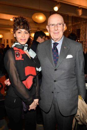 Lidia Bosch, Mario Boselli