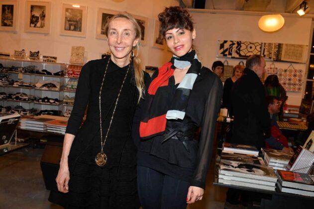 Carla Sozzani; Lidia Bosch