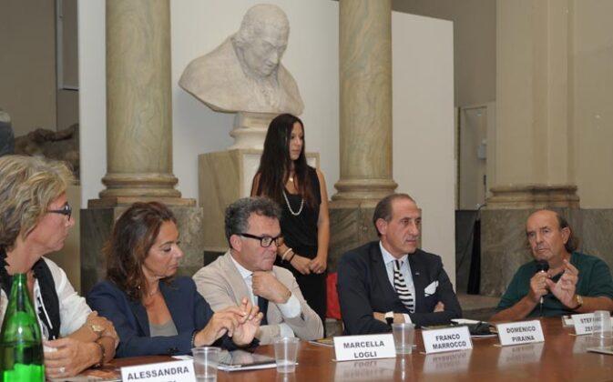 Alessandra Filippi Marcella Logli Franco Marrocco Domenico Piraina Stefano Zecchi