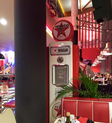 All American Diner 1