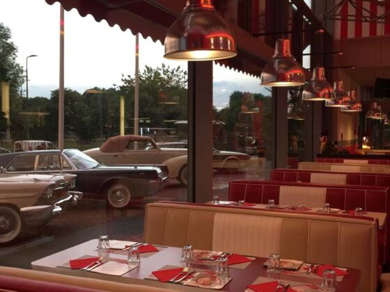 All American Diner 12