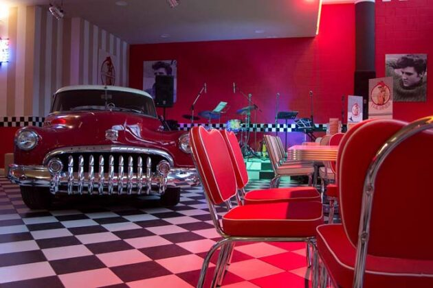 All American Diner 8