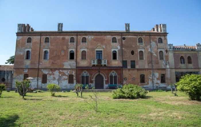 Barchessa Di Villa Miari De Cumani Santelena Padova
