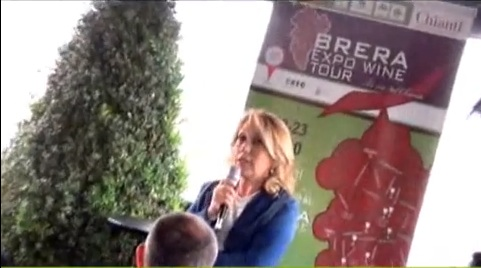 Brera Expo Wine Tour 2013 Evelina Flachi