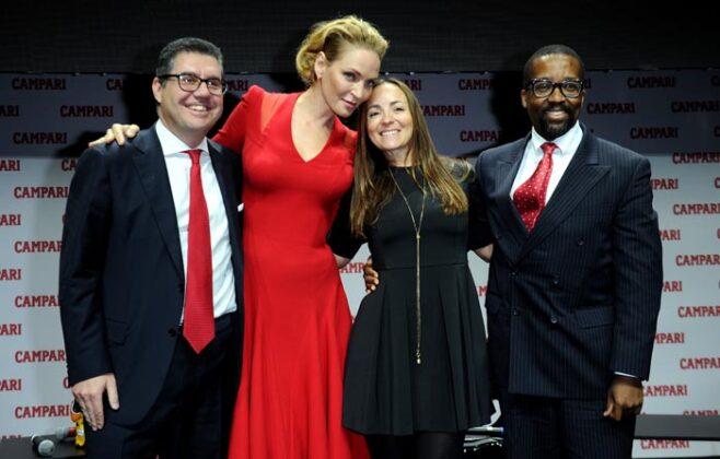 Campari Press Conference