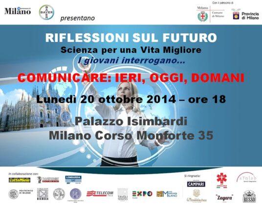 Comunicare 20 Ottobre 2014
