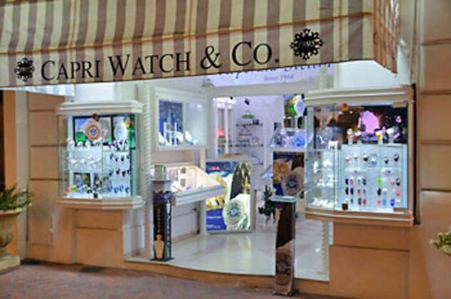Capri Watch Store Capri