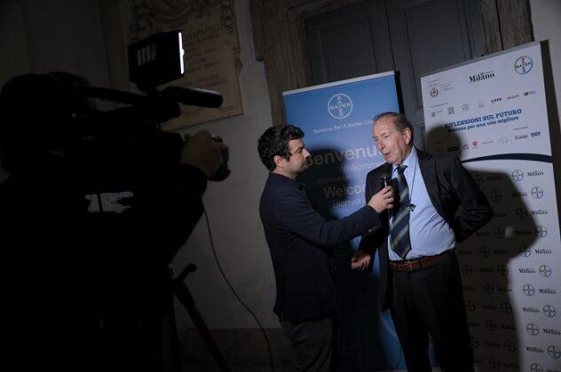 Carlo Kauffmann Di 24orenews Intrvistato Da Lombardiasat