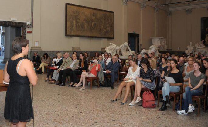 Discorso Di Apertura Di Francesca Studentessa Del Liceo Gaetana Agnesi Di Milano 2