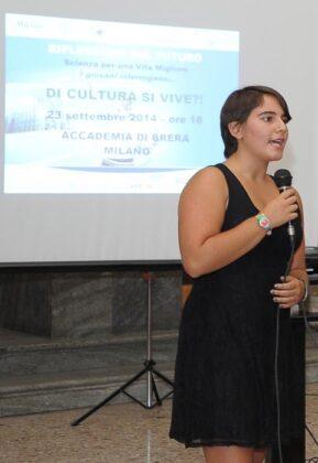 Discorso Di Apertura Di Francesca Studentessa Del Liceo Gaetana Agnesi Di Milano 3
