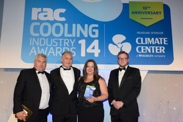 Cooling Awards 2014