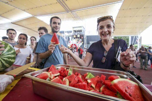 Expo Festa Del Gelato 2015 Coldiretti Anguria B