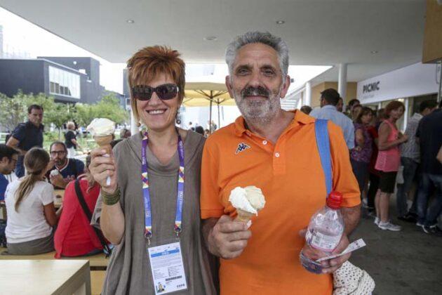 Expo Festa Del Gelato 2015 Israele
