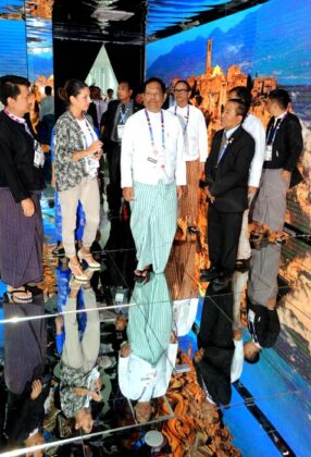 Expo Myanmar 2015 Ali 48441