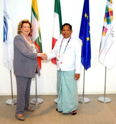 Expo Myanmar 2015 Ali 4925