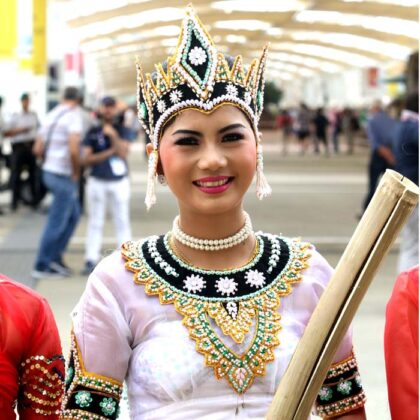Expo Myanmar 2015 Sgp 6020