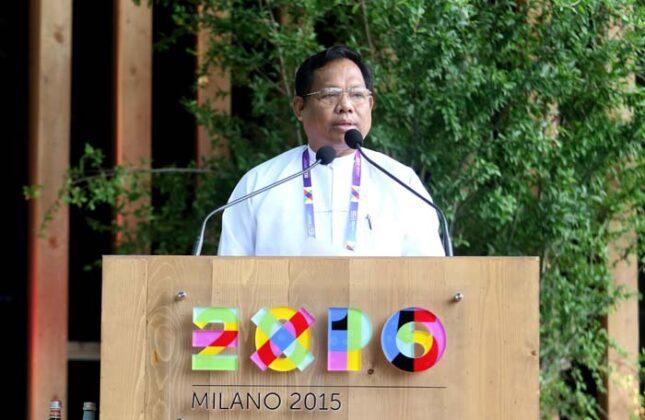 Expo Myanmar 2015 Sgp 6485