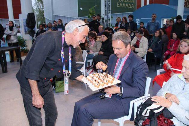 Expo Mediterraneo 2015 15