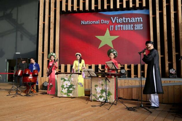 Expo National Day Vietnam 2015 B43o1245