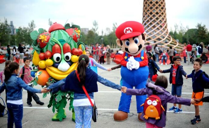 Expo Super Mario 2015 08
