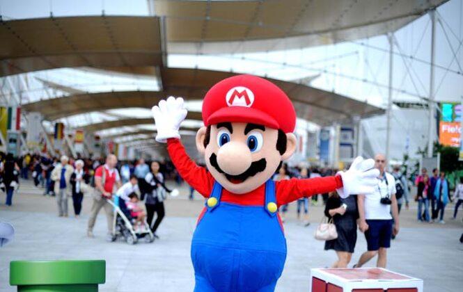 Expo Super Mario 2015 09