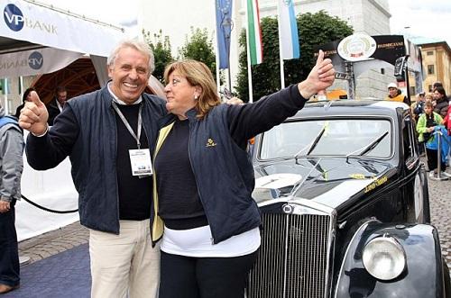 Giuliano Cane E Lucia Galliani Vincitori Assoluti
