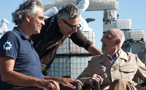 Lajatico Andrea Bocelli, Gillo Dorfles, Architetto Bartalini