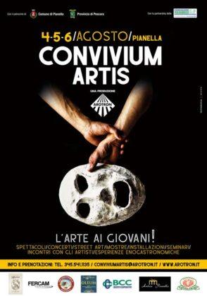Locandina Convivium Artis