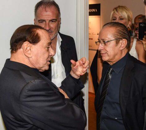 Anteprima Mostra Opere Di Luna Berlusconi Allo Spazio Mac