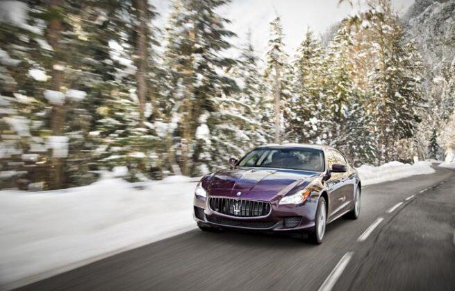 Maserati Quattroporte 2013 1