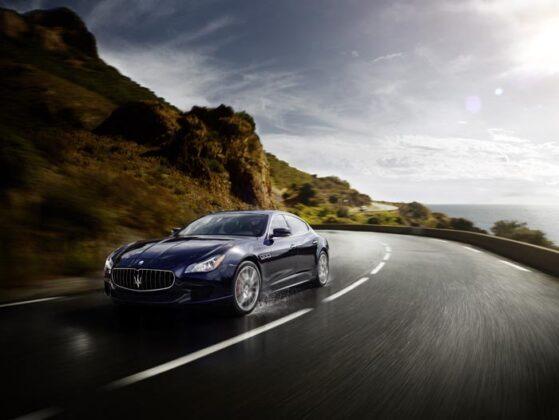 Maserati Quattroporte 2013 11