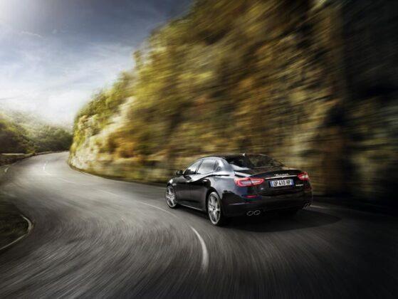 Maserati Quattroporte 2013 13