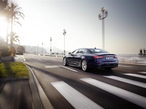 Maserati Quattroporte 2013 14