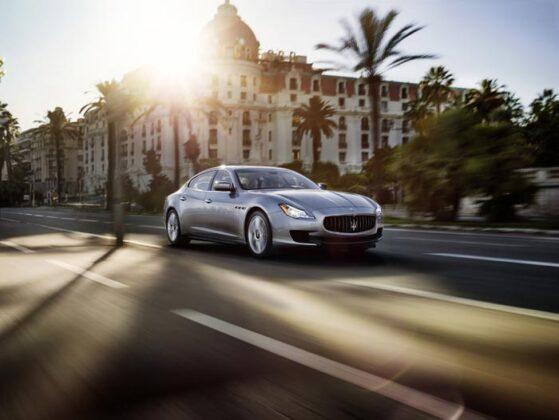 Maserati Quattroporte 2013 16