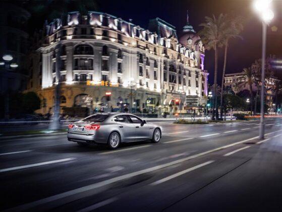 Maserati Quattroporte 2013 18