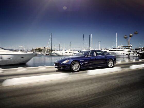 Maserati Quattroporte 2013 19