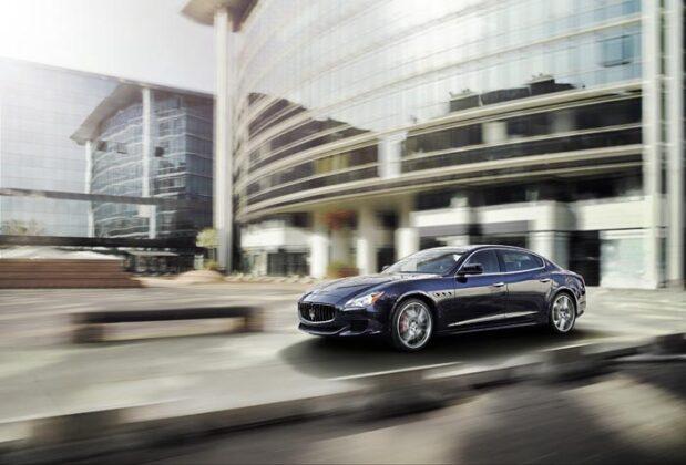 Maserati Quattroporte 2013 20
