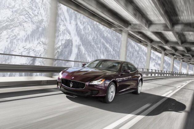 Maserati Quattroporte 2013 3