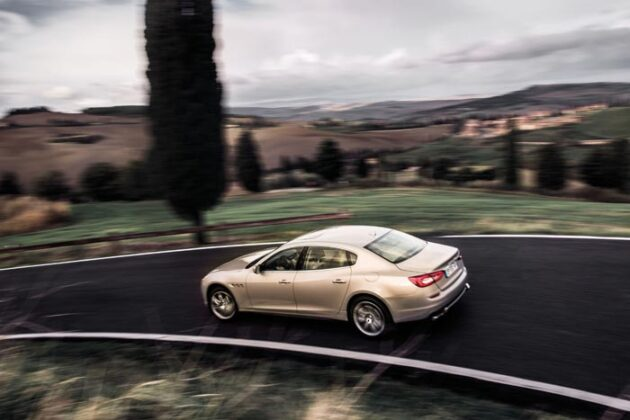 Maserati Quattroporte 2013 5