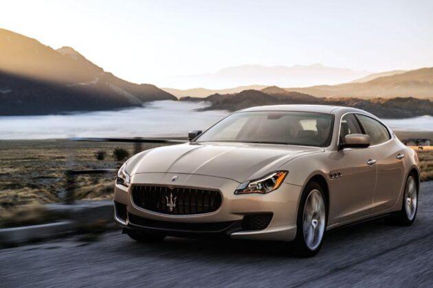 Maserati Quattroporte 2013 6