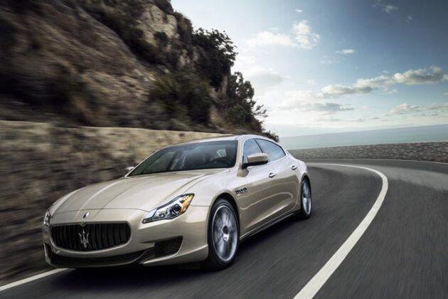 Maserati Quattroporte 2013 8