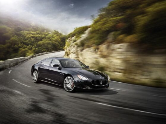 Maserati Quattroporte 2013 9