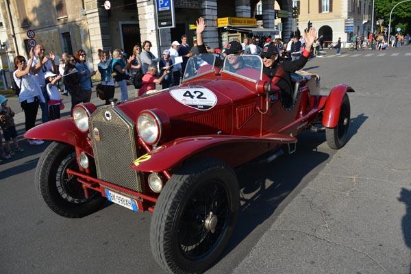 Millemiglia 2014 Bs Rm 25