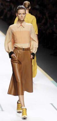 Moda Primavera Estate 2013 Fendi2207
