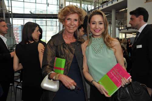 Mercedes Amiche Del Libro 2013 8 Betta Gancia Fontana, Michela Bruni Reichlin