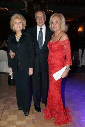 Marinella E Umberto Di Capua Con Paola Neri