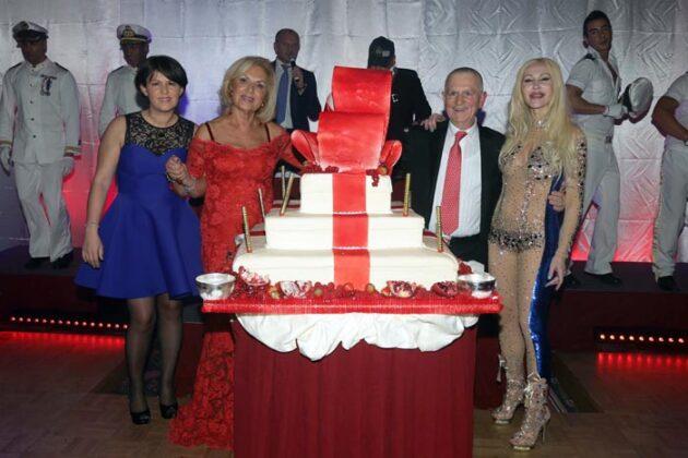Marianna, Paola, Alberto E Federica Neri