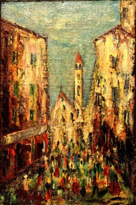 Opere Milly Miola 2017 Notre Dame Nice